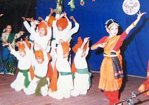 Music, Dance & Drama activities